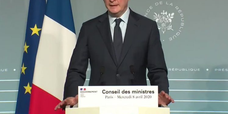 Avec 6% de PIB en moins, la France est officiellement en récession