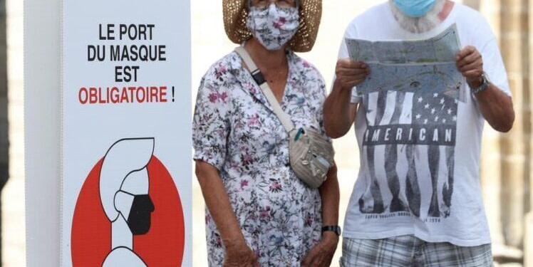 Masque obligatoire dans tous les espaces publics de Bruxelles