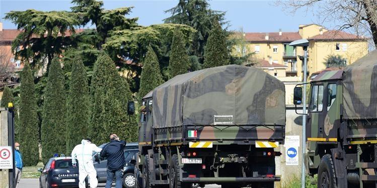 Hausse limitée des décès et des nouvelles contaminations en Italie