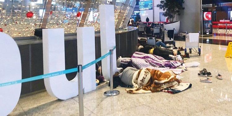 2000 Tunisiens bloqués à l'étranger, réclament leur rapatriement