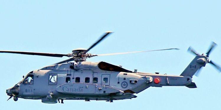 Un hélicoptère canadien disparu au large des côtes de la Grèce