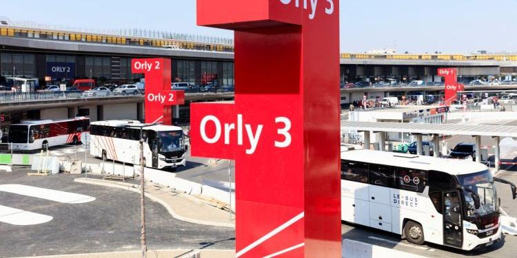 Coronavirus: L'aéroport de Paris-Orly fermé temporairement le 31 mars