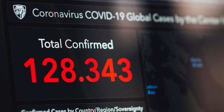 Tunisie : 173 cas confirmés, 05 décès et une guérison du COVID-19