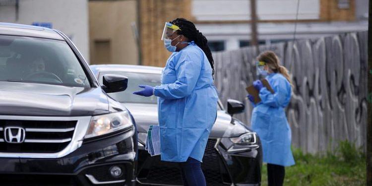 USA : avec plus de 100 000 cas, les médecins dénoncent le manque de moyens