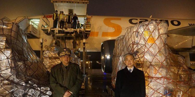Covid-19 : Un avion chinois chargé d'équipement médical à atterri à Tunis