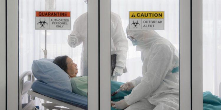 La France dénombre près de 14.000 décès, depuis le début de la pandémie