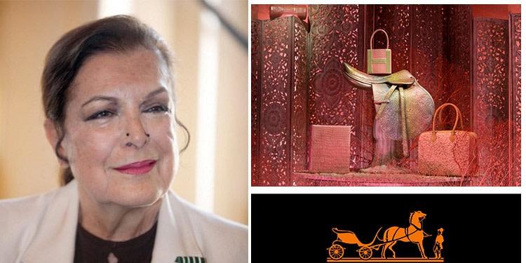 La maison de luxe Hermes annonce la mort de sa «Reine Mage» tunisienne