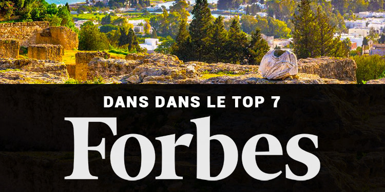 La Tunisie, parmi les meilleures destinations post-Covid, selon le magazine Forbes
