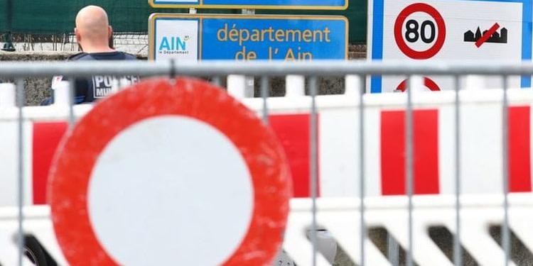 Levée dès lundi des restrictions aux frontières européennes