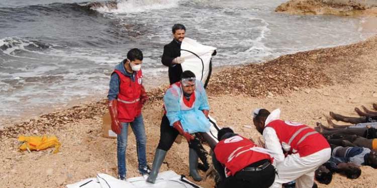 Tunisie : 20 corps de migrants repêchés au large de l'île de Kerkennah