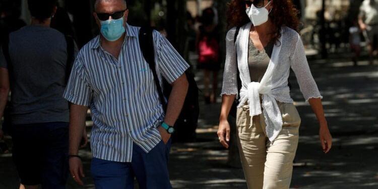 Les Barcelonais appelés à « rester chez eux » après une hausse des cas de Covid-19