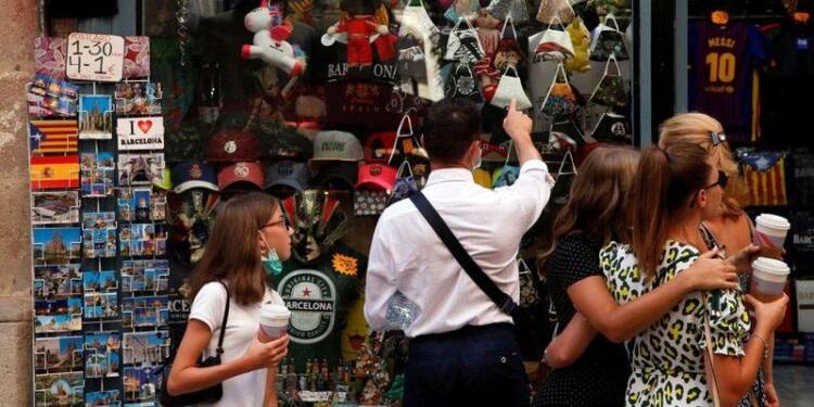 Coronavirus: Plus de 6.000 cas supplémentaires pendant le week-end en Espagne