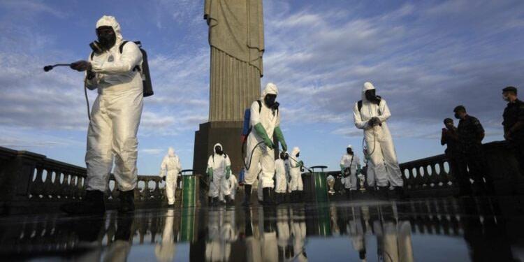 Coronavirus: Le nombre de cas en Amérique latine dépasse 6 millions