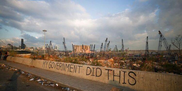 Liban: Les dirigeants prévenus en juillet des risques dans le port de Beyrouth