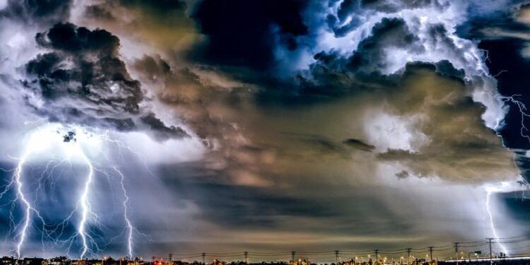 Tunisie/Alerte Météo : des cellules orageuses accompagnées de pluie, dès cette nuit