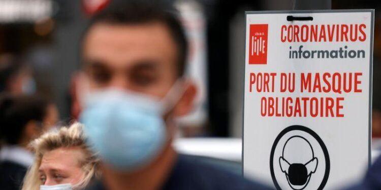 Coronavirus: Plus de 18.500 nouveaux cas en 24 heures en France