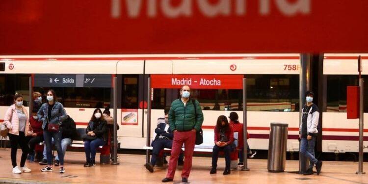 Espagne: Le gouvernement demande à Madrid de se confiner