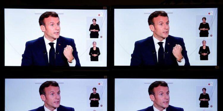 France: Macron annonce un couvre-feu entre 21h et 6h dans 9 métropoles