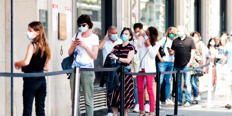 La France enregistre 52.000 nouveaux cas en 24 heures