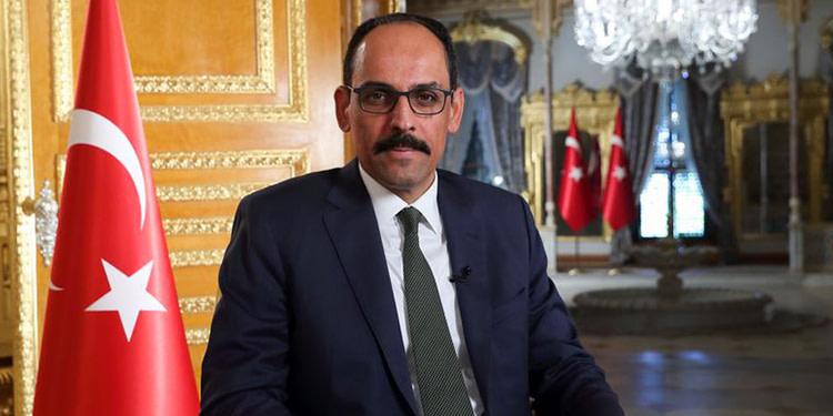Le porte-parole du président turc testé positif au Covid-19