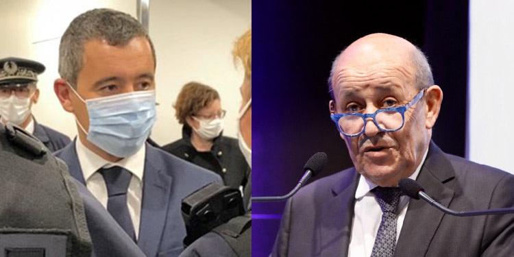 Tunisie : Jean-Yves Le Drian et Gérald Darmanin attendus à Tunis
