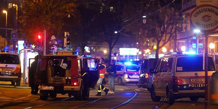 Autriche: La capitale autrichienne frappée par une attaque terroriste