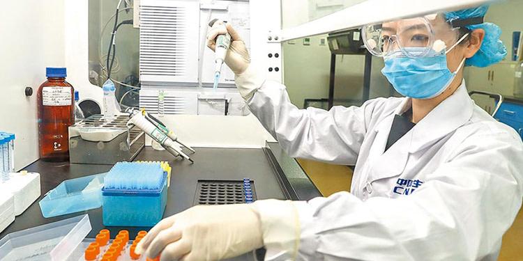 Le Bahreïn approuve un vaccin Covid-19 développé par la Chine